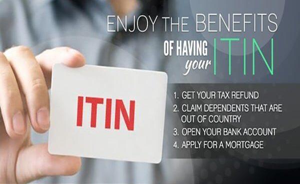 ITIN-税号